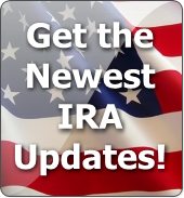 Get all the Latest IRA and Roth IRA Updates with David F. Royer and Keys to the IRA Kingdom!